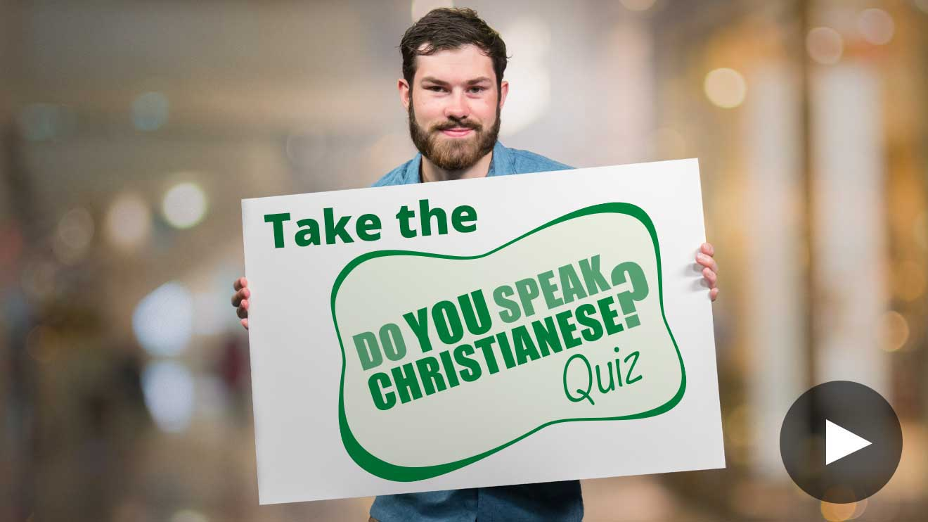 Do You Speak Christianese?